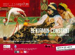 Création de l'audio guide de l'exposition temporaire 2014 de Benjamin-Constant